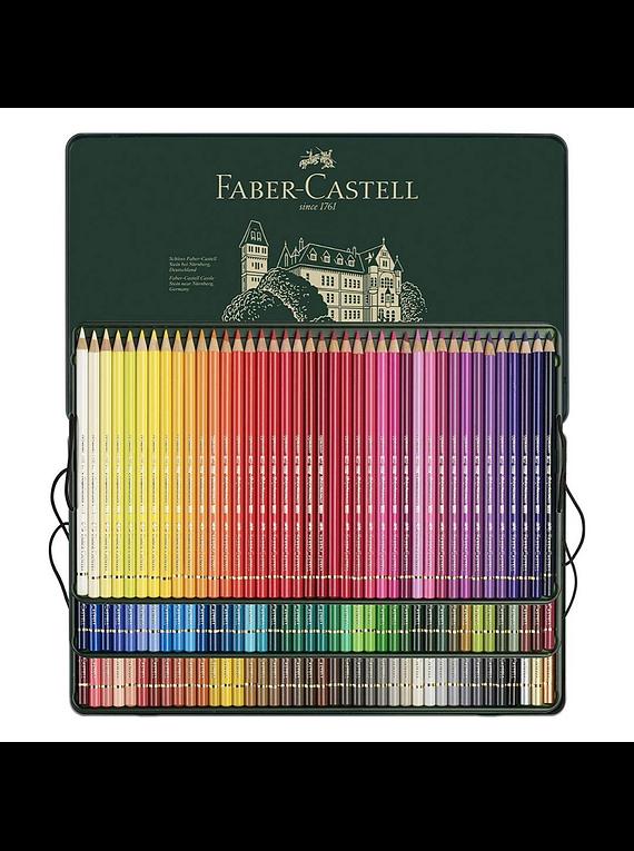 Faber Castell Polychromos - Set 120 Lápices de Colores