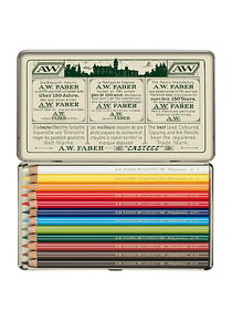 Faber-Castell Polychromos - Set 12 Lápices Edición Aniversario 111 años
