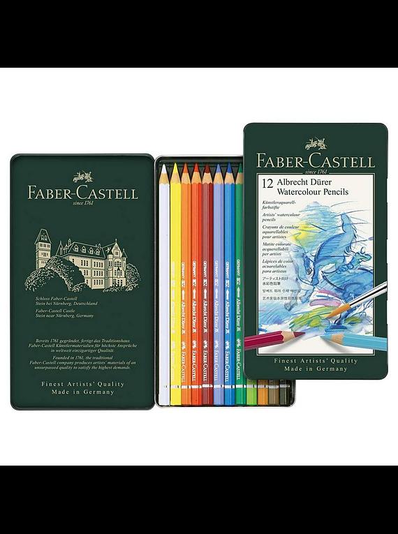 Faber-Castell Albrecht Durer - Set 12 Lápices Acuarelables