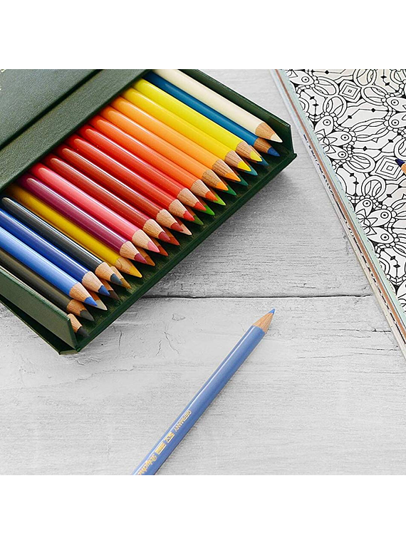 Faber Castell Polychromos - Set 36 Lápices Gift Box
