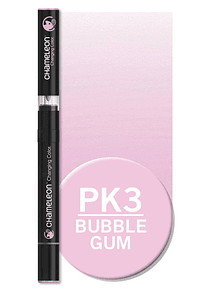 Chameleon Color Tones - Marcador (PK3); Bubble Gum