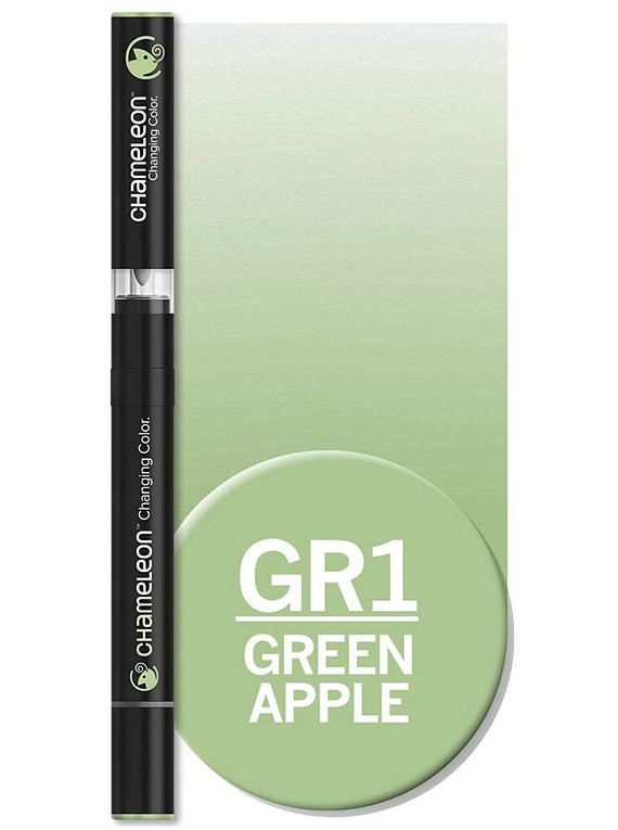 Chameleon Color Tones - Marcador (GR1); Green Apple