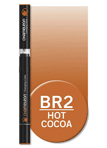 Chameleon Color Tones - Marcador (BR2); Hot Cocoa