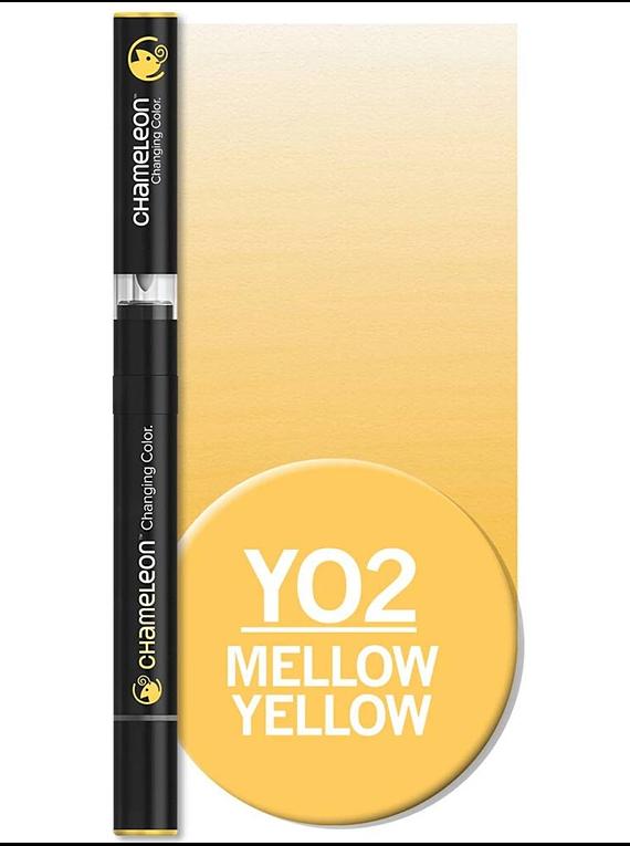 Chameleon Color Tones - Marcador (YO2); Mellow Yellow