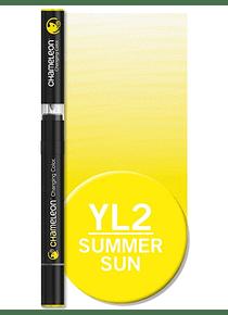 Chameleon Color Tones - Marcador (YL2); Summer Sun
