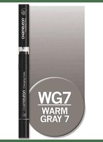 Chameleon Color Tones - Marcador (WG7); Warm Gray 7