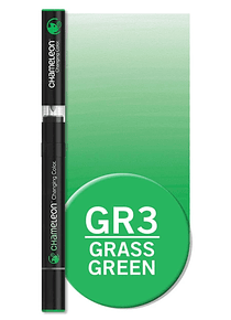 Chameleon Color Tones - Marcador (GR3); Grass Green