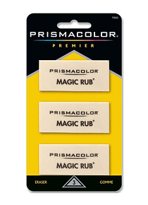 Prismacolor Premier - Goma Magic Rub (Pack de 3)