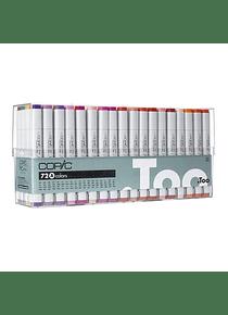 Copic Sketch - Set 72 Marcadores Colores A
