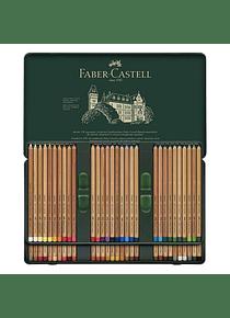 Faber-Castell Pitt - Set 60 Lápices Pastel