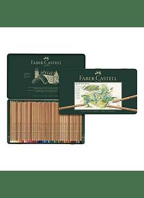 Faber-Castell Pitt - Set 36 Lápices Pastel