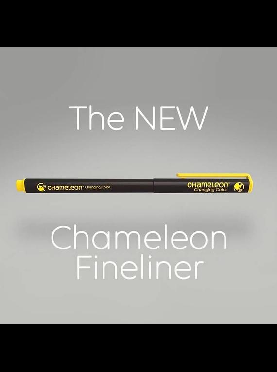Chameleon Fineliners - Set 6 Tiralíneas Colores Primarios