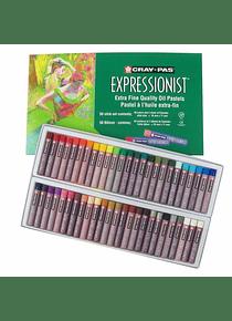 Sakura Cray-Pas - Set 50 Pasteles al Óleo Expressionist