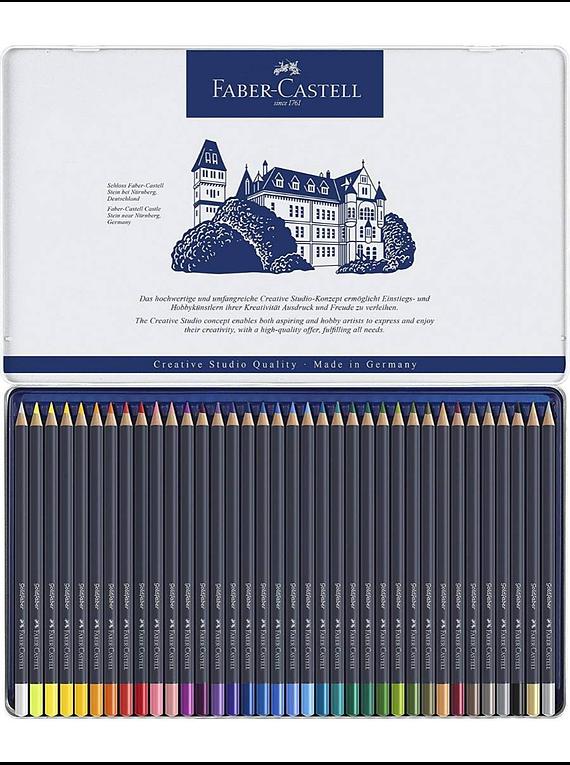 Faber Castell Goldfaber - Set 36 Lápices de Colores