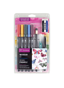 Tombow Dual Brush - Set de Acuarela
