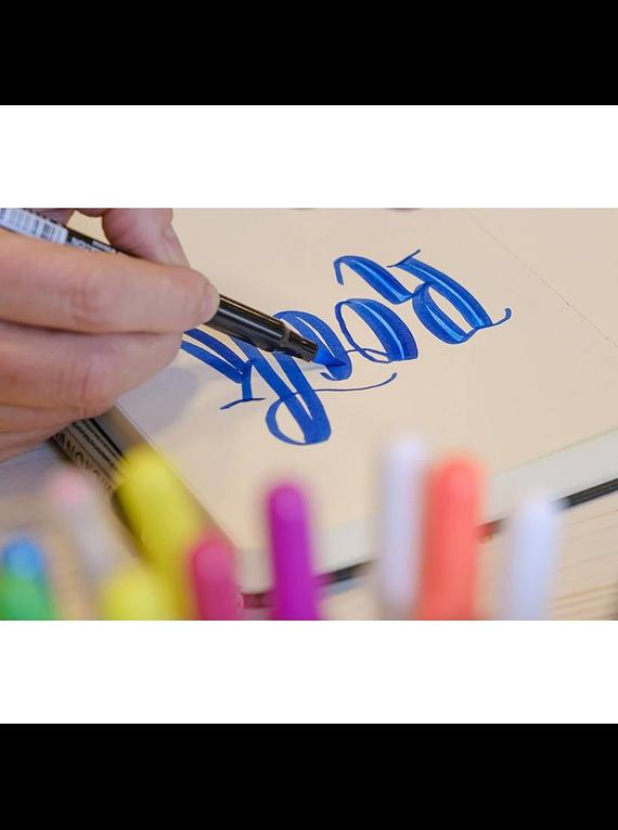 Sakura Sketch Note Book - Sketchbook Papel Blanco/Crema; 13 x 21 cm, 80 Hojas, 140 g/m2