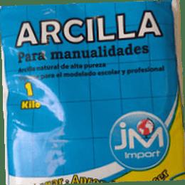 ARCILLA 1 KG UTI GUTI JMIMPORT