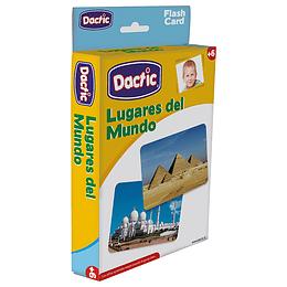 FLASH CARDS-LAMINAS DIDACTICAS LUGARES DEL MUNDO