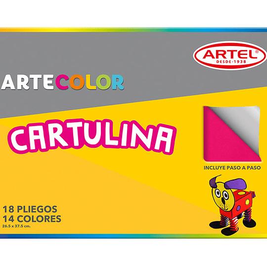 CARPETA C/CARTULINA 20 hojas