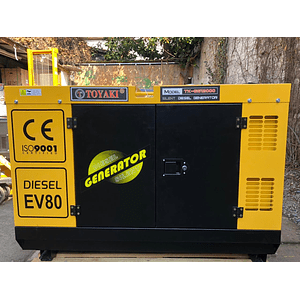 Generador Diesel Insonoro 12 Kva 220v