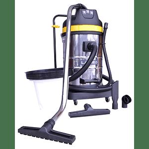 Aspiradora polvo y agua 3600W 3 motores 80 L