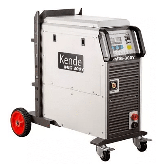 Maquina De Soldar Mig Kende 300amp Trifasica - Image 2