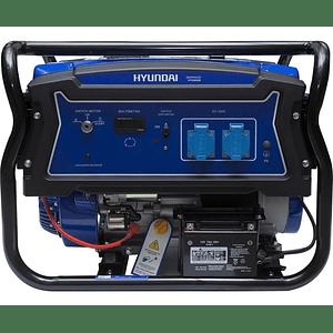 Generador a gasolina 2.8 kw Hyundai 220v.