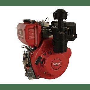 Motor estacionario 10 hp diésel KOOP.