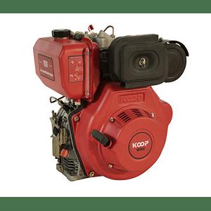 Motor estacionario 12 hp diésel KOOP.