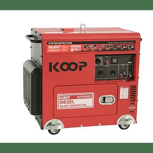 Generadores Diesel Insonoro 6 kw  koop 220v.