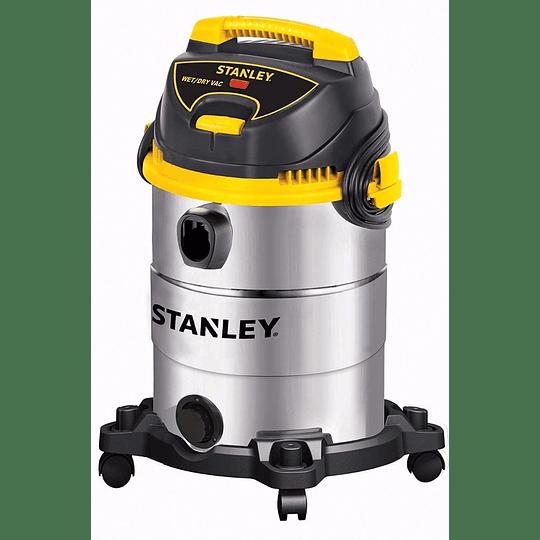 Aspiradora Acero Inox. 45l. 1200w. Para Agua Y Polvo Stanley - Image 3