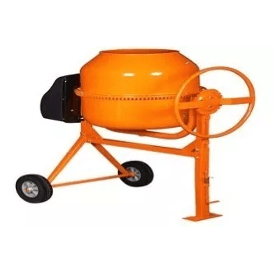 Betonera/ Concretera/ Trompo 140 Litros Electrica - Image 1