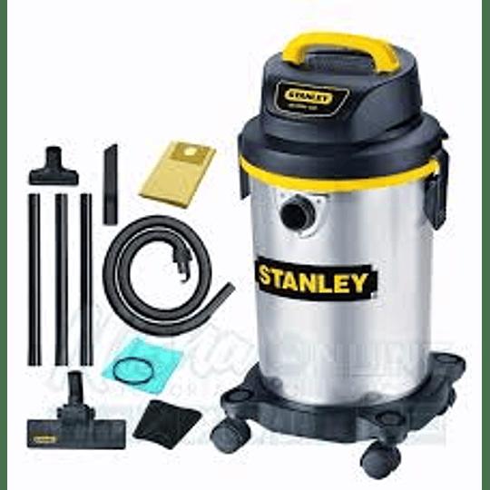 Aspiradora Acero Inox. 18l. 840w. Para Agua Y Polvo Stanley - Image 3