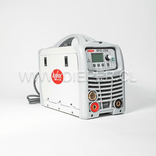 Maquina De Soldar Mig/tig/mma 250amp Kende - Image 1