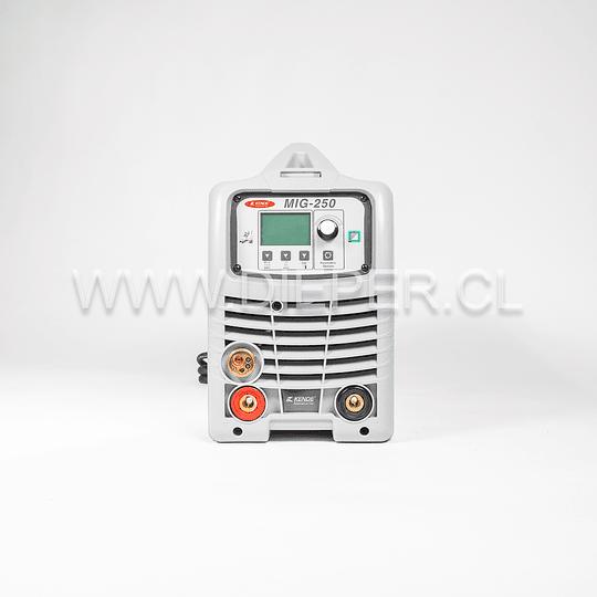 Maquina De Soldar Mig/tig/mma 250amp Kende - Image 2