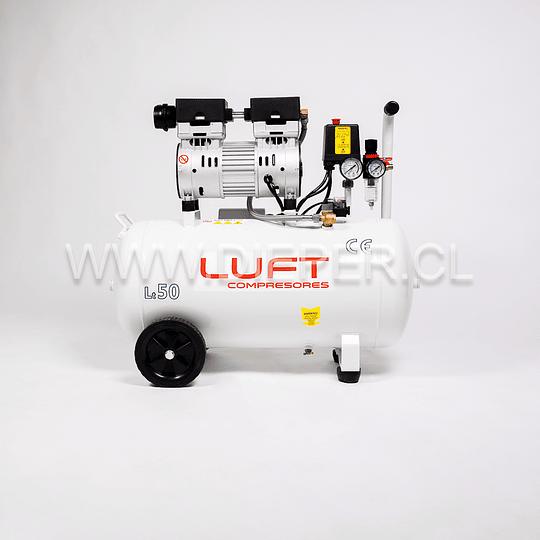 Compresor Dental Insonoro 50 Litros 1 Hp - Image 2