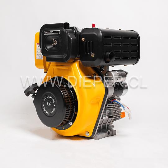 Motor Estacionario 10 Hp Partida Eléctrica - Image 1