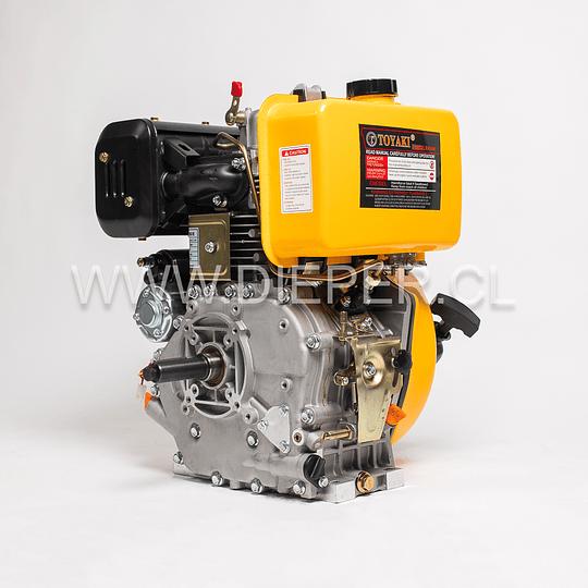 Motor Estacionario 10 Hp Partida Eléctrica - Image 2