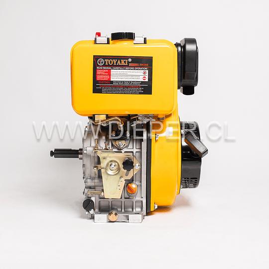 Motor Estacionario 10 Hp Partida Eléctrica - Image 3