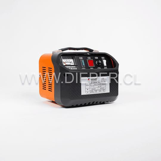 Cargador De Baterías 20 Amp. 12-24v. Kende - Image 1