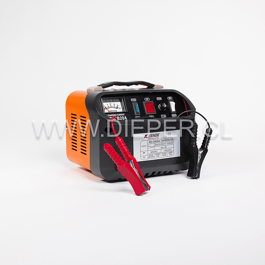 Cargador De Baterías 20 Amp. 12-24v. Kende - Image 3