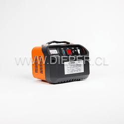 Cargador De Baterías 15 Amp. 12-24v. Kende