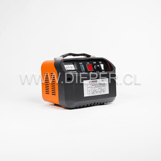 Cargador De Baterías 15 Amp. 12-24v. Kende - Image 1