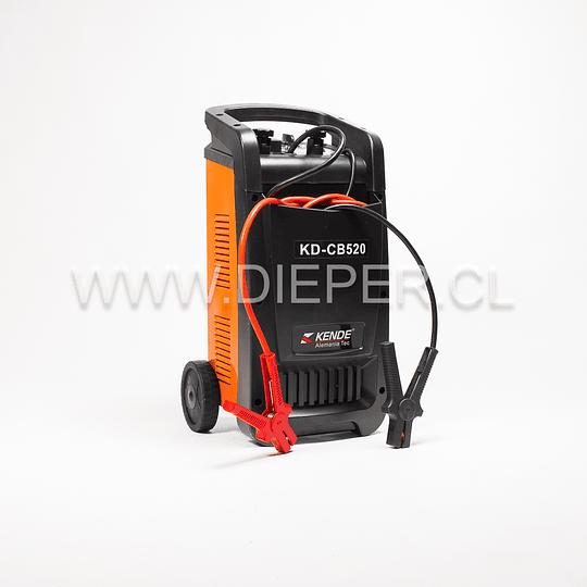 Cargador Partidor Baterias 12v/24v 520 Amp - Image 1