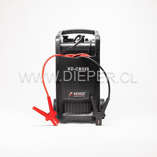 Cargador Partidor Baterias 12v/24v 520 Amp - Image 2