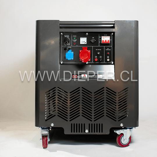 Generador Diesel Insonoro 8 kw Toyaki 220/380v. - Image 3