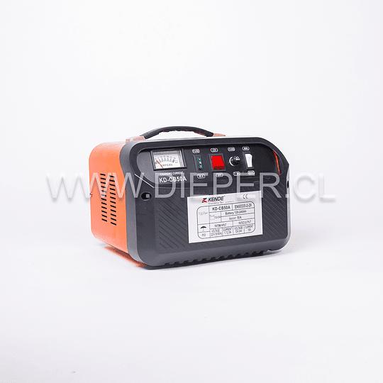Cargador De Baterías 50 Amp 12 A 24v. KENDE - Image 1