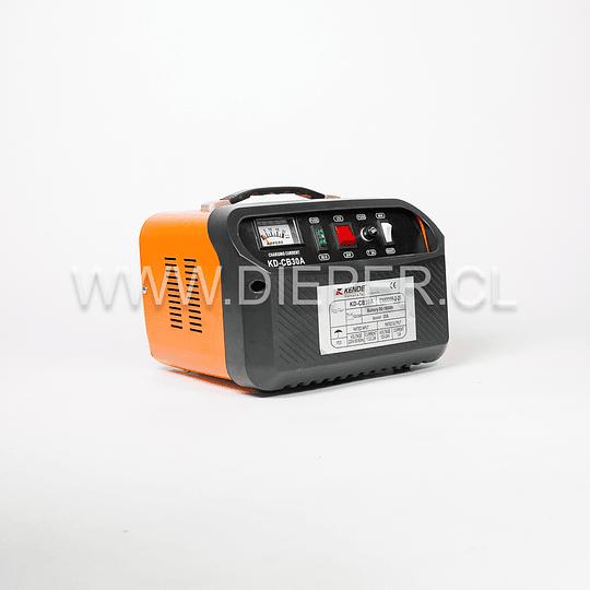 Cargador De Baterías 30 Amp 12 A 24v. - Image 1