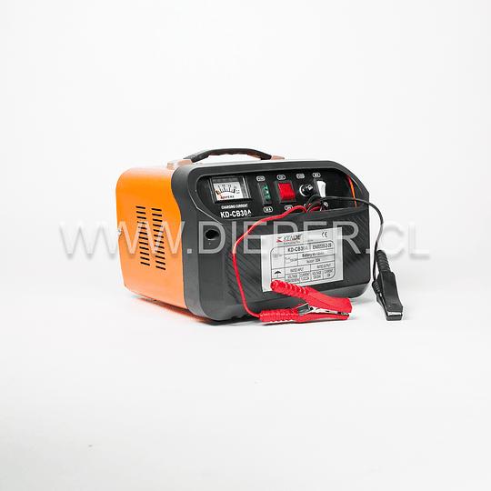 Cargador De Baterías 30 Amp 12 A 24v. - Image 2