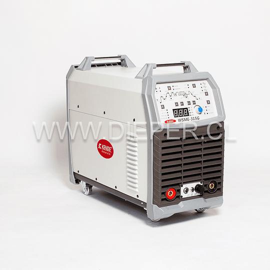 Maquina De Soldar Inverter Ac/dc Tig, Tig Pulsado Wsme-315G - Image 1